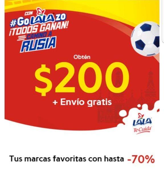 Privalia -  200 de descuento + Envío GRATIS con LALA y hasta 70% de  descuento en marcas seleccionadas... - LiquidaZona d7deafa91f50b
