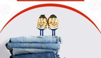 185efc1726 Soriana Mercado y Express - 20% de descuento en todos los pantalones de mezclilla  para
