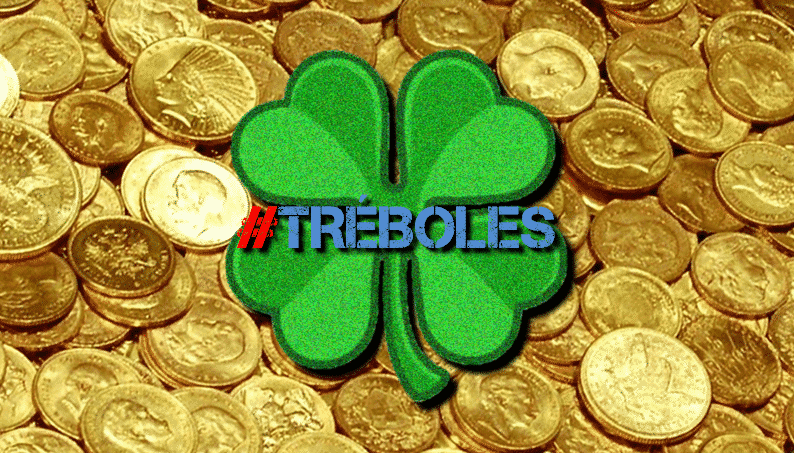 #Tréboles