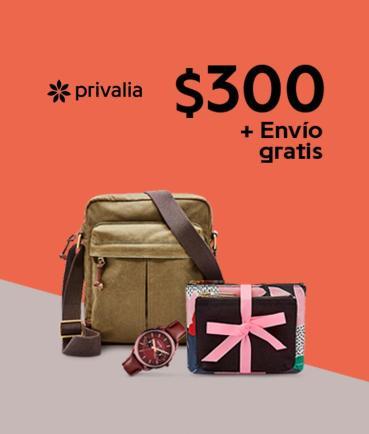 Privalia -  300 de descuento + Envío GRATIS pagando con tarjetas ... 40e6f567584e4