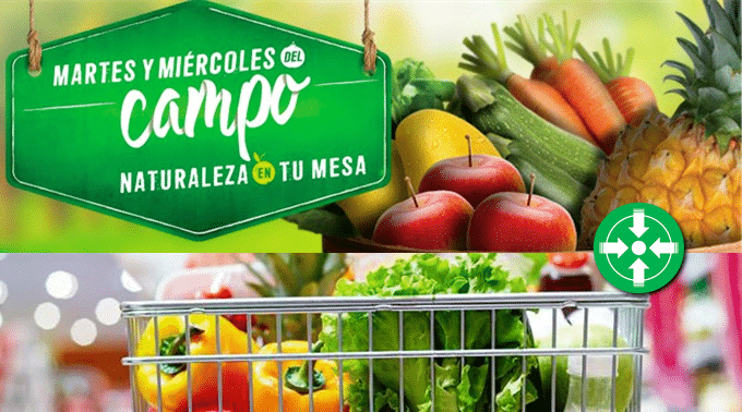 MEGA Soriana - Martes y Miércoles del Campo 23 y 24 de abril de 2019 / Naranja Valencia y Zanahoria a $4.80kg y más...