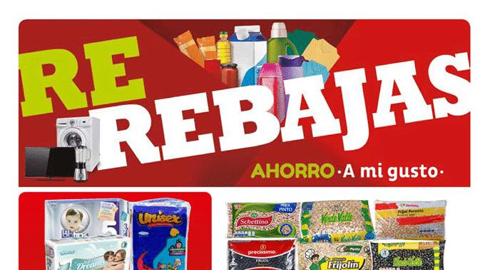 Soriana Híper - Folleto del 18 al 24 de enero de 2019 / Re Rebajas...