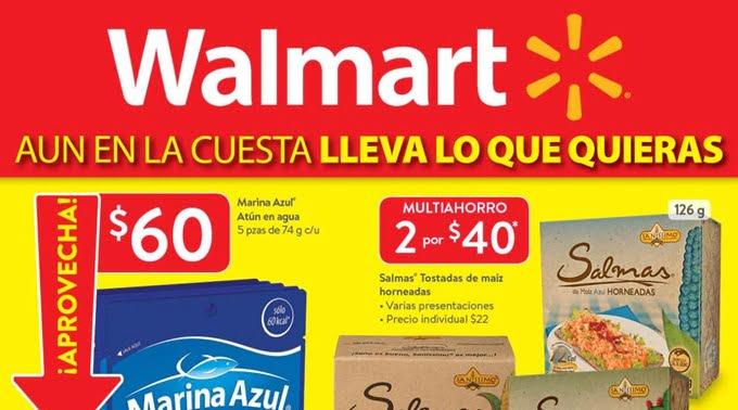 Walmart - Folleto del 15 al 28 de febrero de 2019 / Aún en la Cuesta Lleva lo que Quieras...