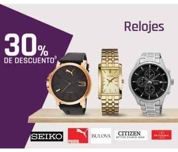 1a2e1db17f4b Suburbia - 30% de descuento en relojes... - LiquidaZona