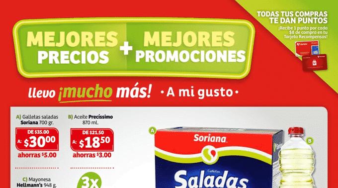 Soriana Híper - Folleto del 15 al 28 de marzo de 2019 / Mejores Precios + Mejores Promociones...