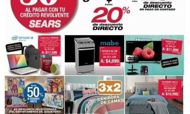 edae7548a Sears – Promoción de fin de semana del 24 al 26 de mayo   Hasta 30% de  descuento