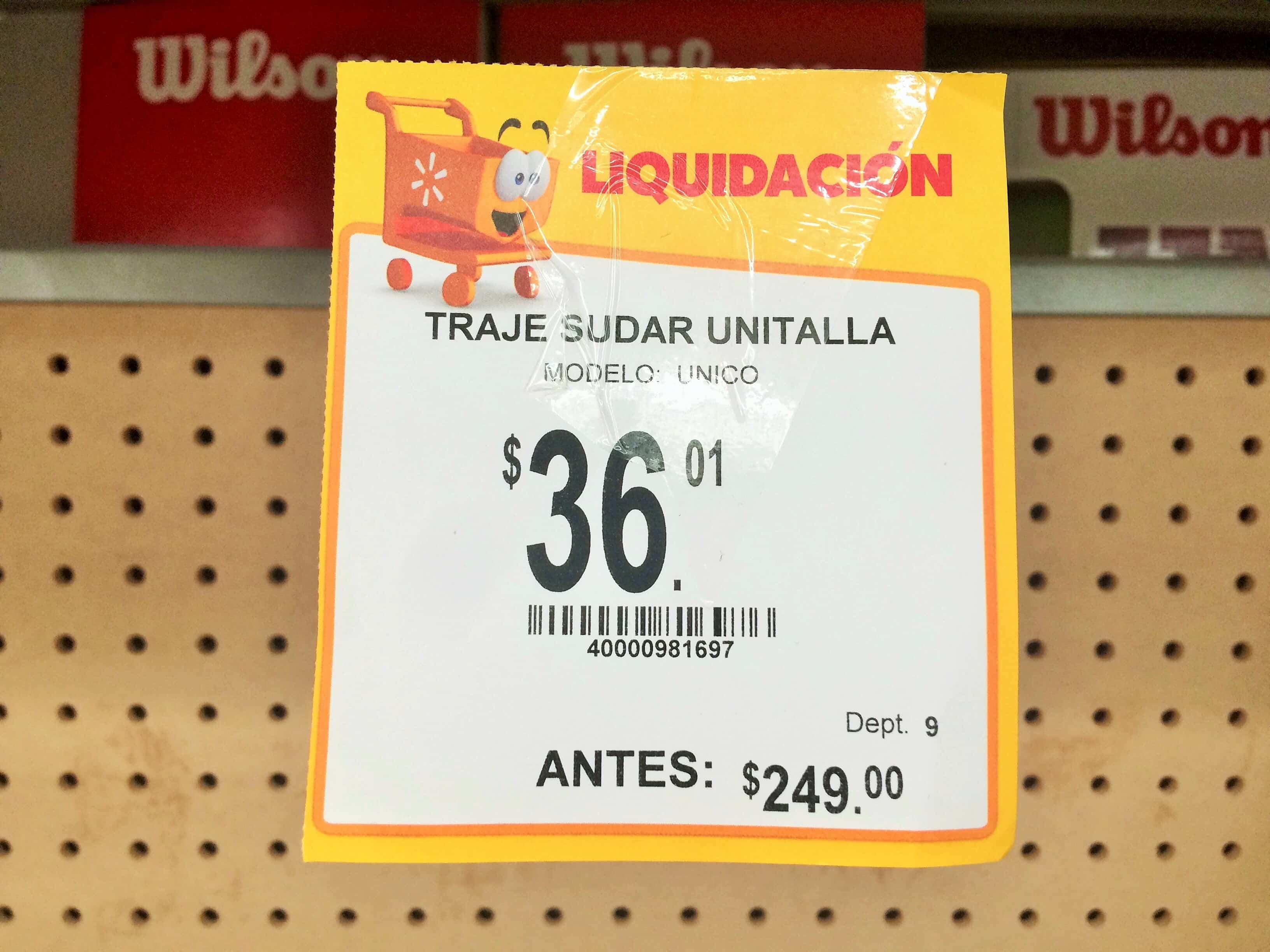 Guía Universal de Liquidaciones en Grupo Walmart – 03, 02 y 01 a detalle…