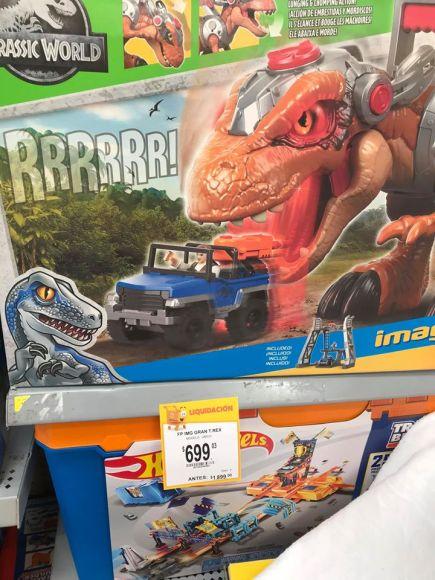 249 03 Walmart Variedad De Juguetes Munecas Patines Dinosaurios Y Mas Con Hasta El 65 De Descuento Liquidazona Ver más ideas sobre juguetes, the good dinosaur, dinosaurios juguetes. 249 03 walmart variedad de