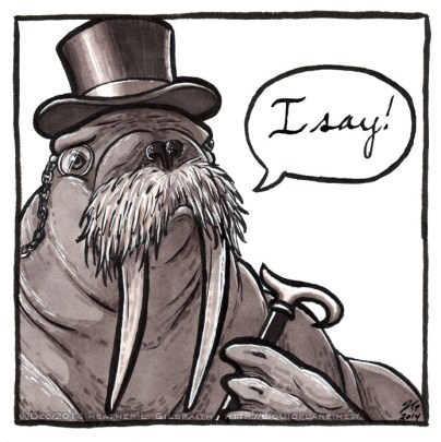Fancy Walrus