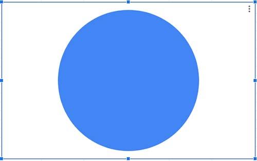 円グラフが作成されました