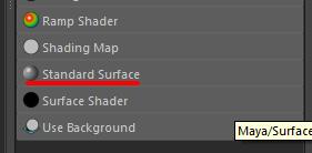 Standard Surface