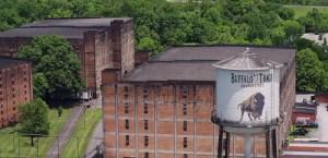 Buffalo Trace Distillery Frankfort KY