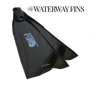Waterway freedive fins
