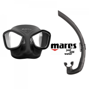 Mares Viper Mask and Snorkel