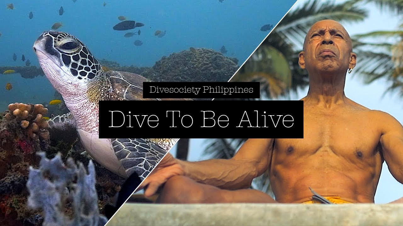 (Free)Dive To Be Alive
