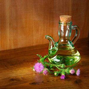 Aceite de Cardo Mariano Liquids Chemical