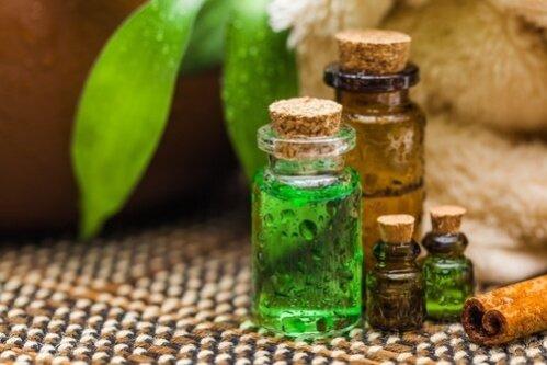 Aceite Esencial de Árbol de Té Liquids Chemical