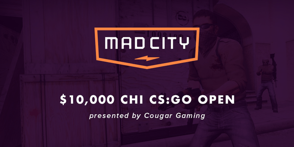 Mad City Chicago CSGO Open 2018 Liquipedia Counter Strike Wiki