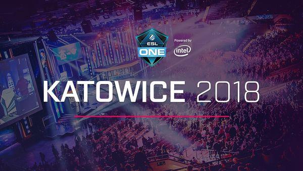 ESL One Katowice 2018 Liquipedia Dota 2 Wiki