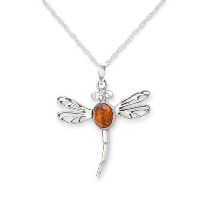 outlander-inspired-dragonfly-amber-silver-pendant