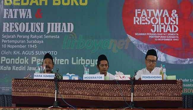 "Bedah Buku ""Fatwa & Resolusi Jihad"""