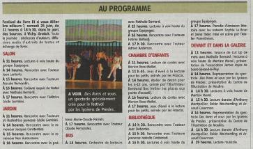 lamontagne-programme