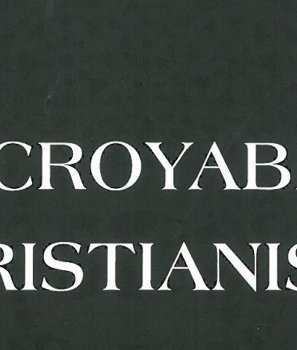 Incroyable christianisme – Navid Kermani