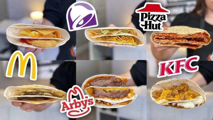 We MADE Mr. Beast Burger 🍔🍟 ENTIRE MENU