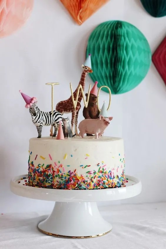 Girls Birthday Party Cake Ideas