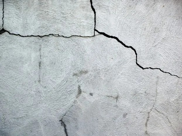 is your concrete patio sinking