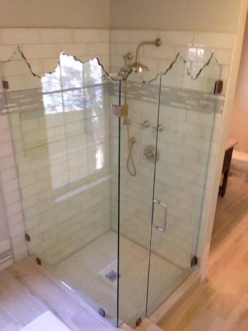 glass shower door auburn ca moule