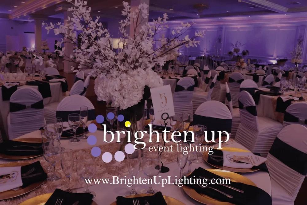event lighting rentals wedding decor