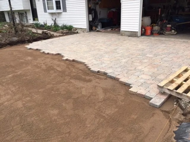 what is the best base for brick pavers