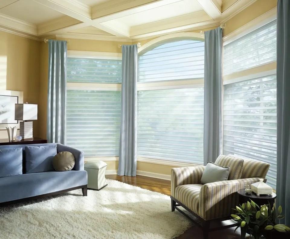 bay window window treatment