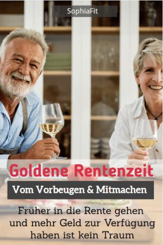 Frei von finanziellen Sorgen durch die Rentenzeit