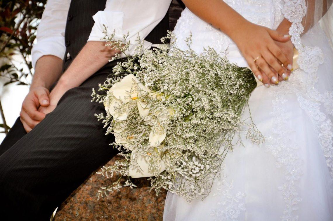 Como eu fiz meu casamento DIY