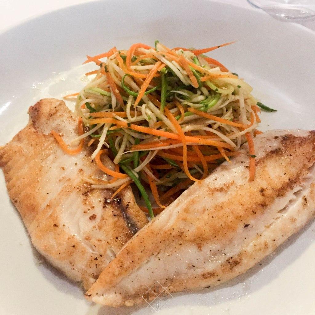 Italian Restaurant Vicolo Nostro-Fish