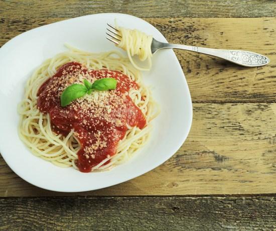 Almoço Saudável - sem glúten, sem açucar, sem óleos e sem lactose - massa