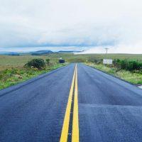 Viajar de carro, sem destino, sem planos...