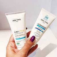 Protetor solar com Vitamina C para pele oleosa!