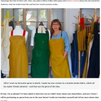 Folksy Featured Maker Interview!
