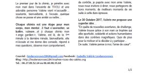 LES DARSESROSES 184: La Belle histoire de Isa et Valérie