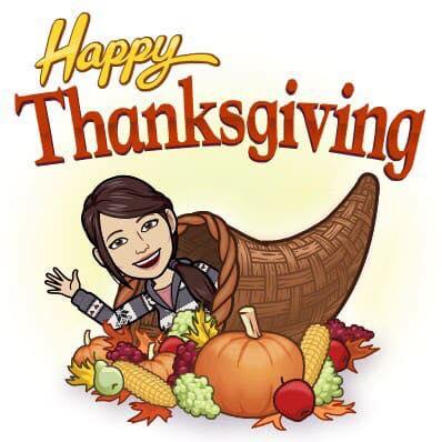 Happy Thanksgiving Kucharz