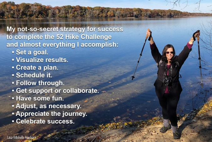 Lisa-Michelle Kucharz strategy to succeed and thrive.