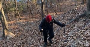 Hiking Long Island Lisa-Michelle Kucharz