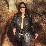 Lisa-Michelle Kucharz Hiking