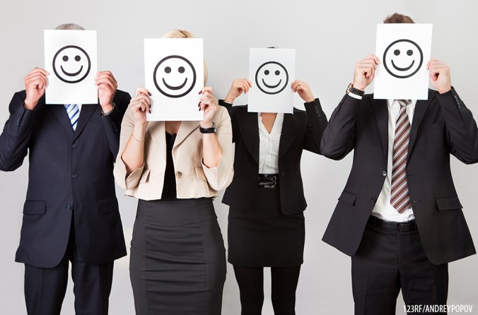 Use these three words to increase your happiness at work and thrive.