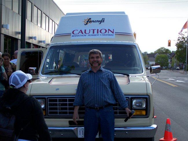 Terry Fox Van