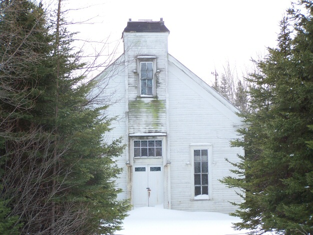 Old Church in Lower Caledonia
