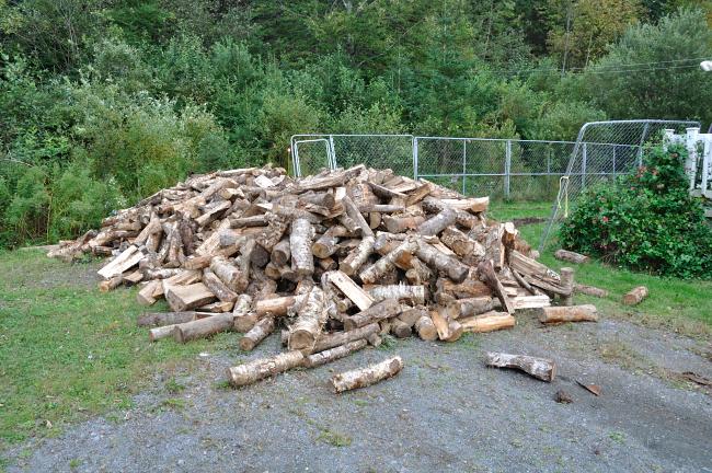 wood supply